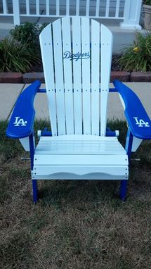 Custom Made Adult Size Beach Sports Chairs