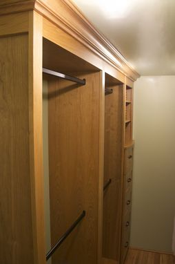 Custom Made Master Closet