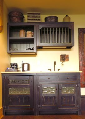 Custom Made High Lonesome Kitchenette