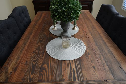 Custom Made Grandma's Kitchen Table