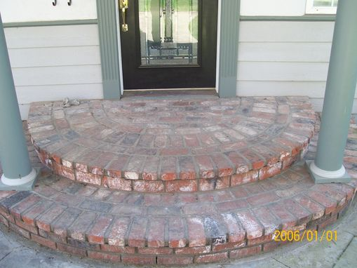Custom Made Front Porch