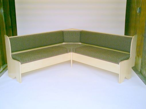 Custom Made Kitchen Settee