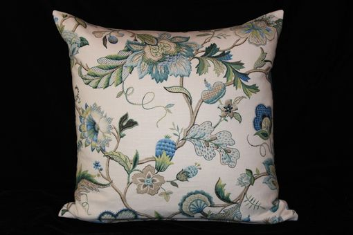 Custom Made Chateau: Whimsical Pillow