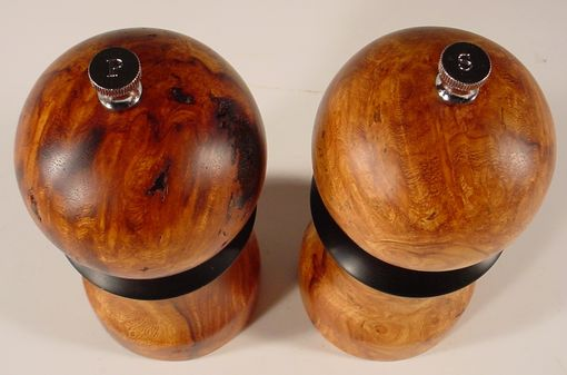 Custom Made Custom Salt And Pepper Grinder