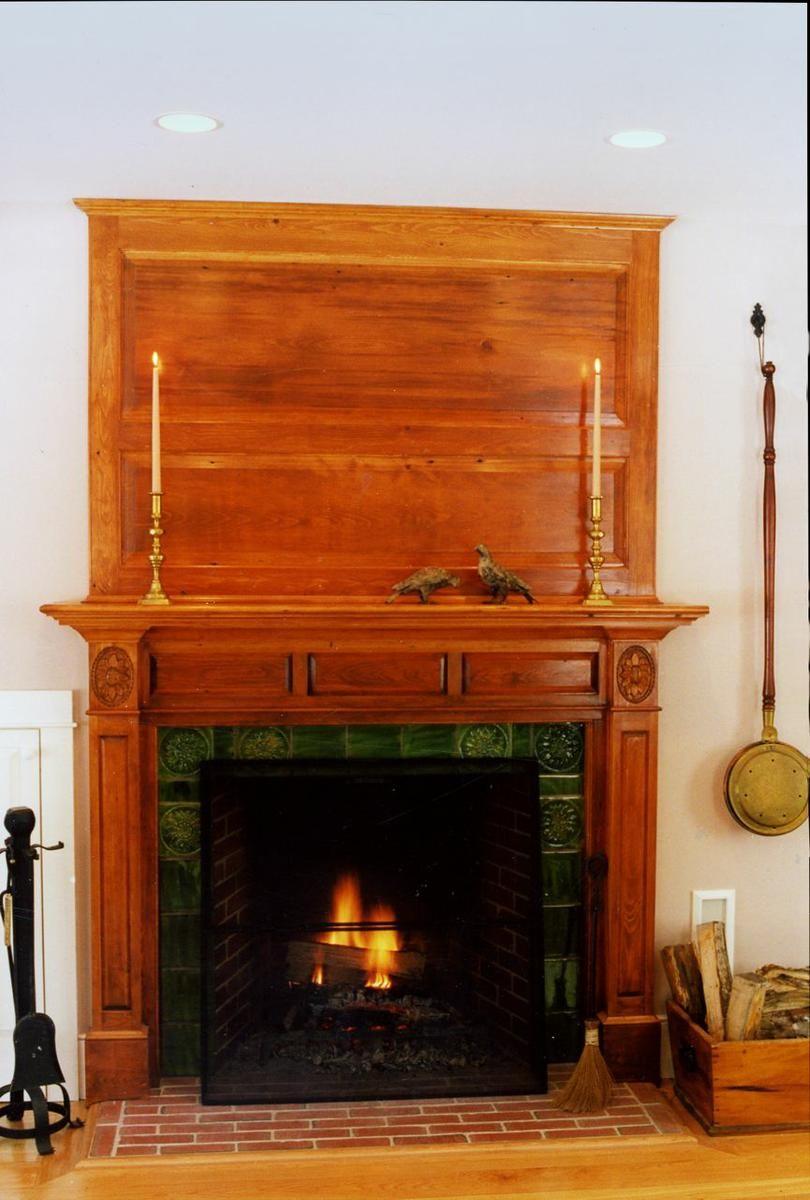 Hand Made Barnwood Mantle By Robert Havas Woodworking Custommade Com