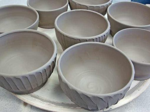 Custom Made Japanese Tea Ceremony Bowls