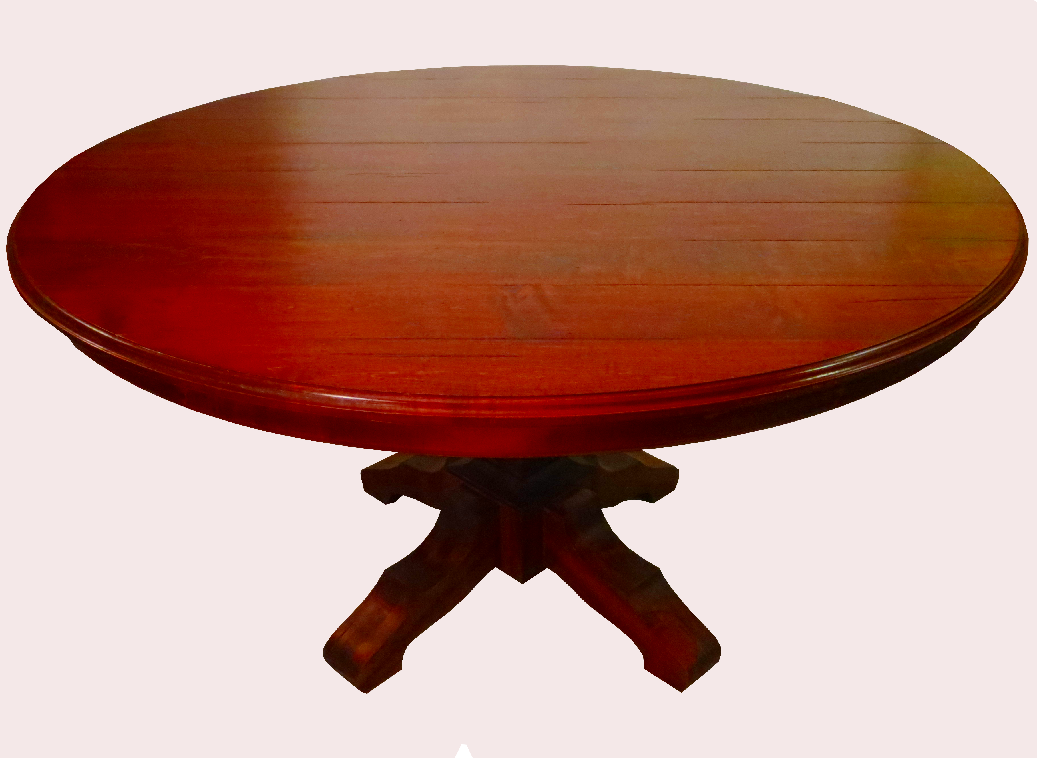 Buy Custom Dining And Poker Table Combo Made To Order From Buchanan Family Arts Custommade Com