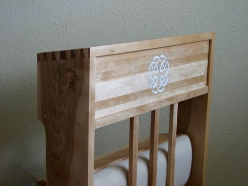 Custom Made Johannine Kneeler In Birch