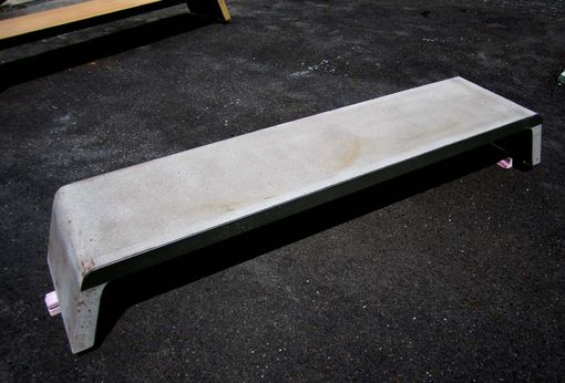 Custom Made Concrete Benches