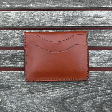 Custom Made Garny -  №9 Minimalist  Leather Wallet
