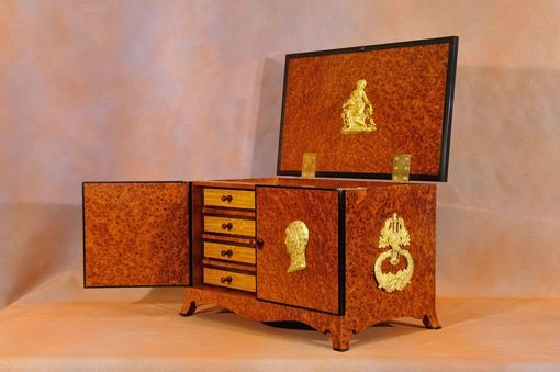 Custom Made Jewelry Boxes