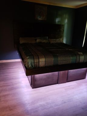 Custom Made Concealment Bed Set