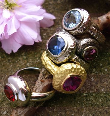 Custom Made Coloratura Rings