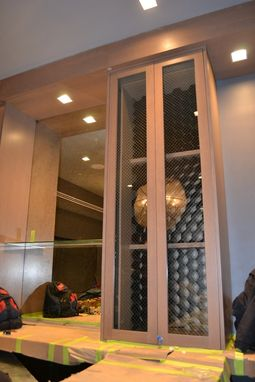 Custom Made The Manhattan Hotel In Times Square New York Winehive®