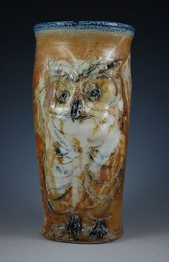 Custom Made Owlet Vase