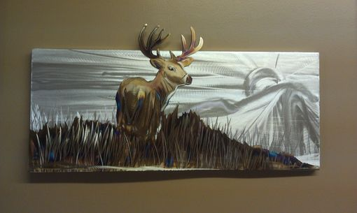Custom Made Wildlife Wall Art