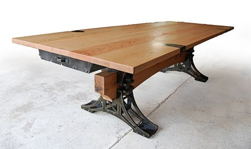 Custom Made The Breckenridge Truss Table