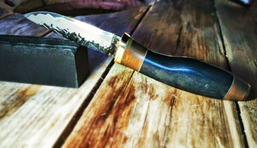 Custom Made Gonzalez- Japanese Woodsmen Triple Layer Knife