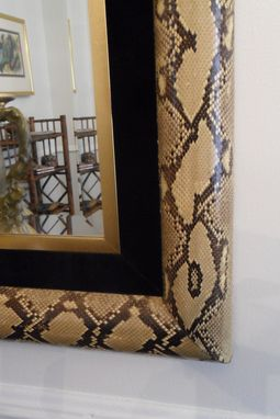Custom Made Python Mirror