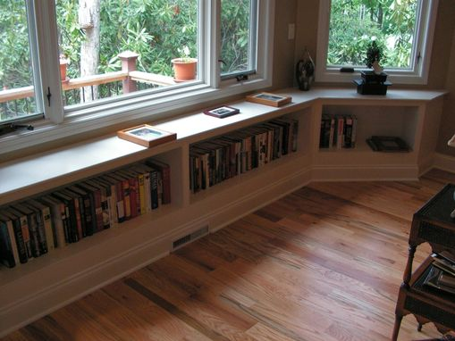 Custom Made Built In Window Library