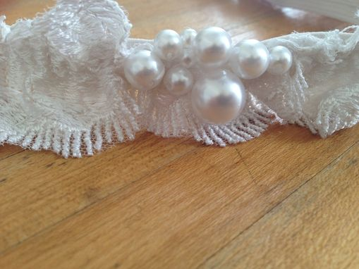 Custom Made Bridal Garters