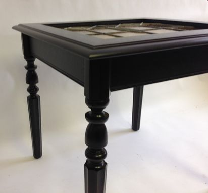 Custom Made End Table - Arts & Crafts