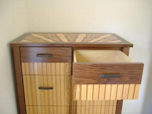 Custom Made Tall Dresser