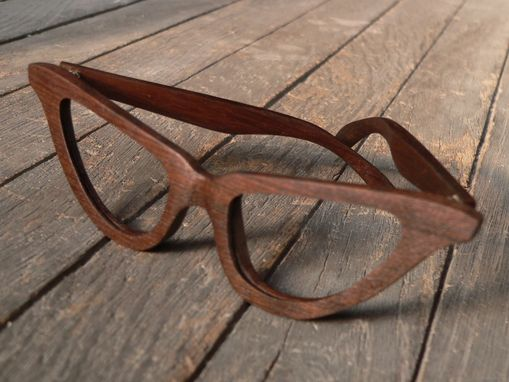 Custom Made Wood Frame Rx Or Sunglasses