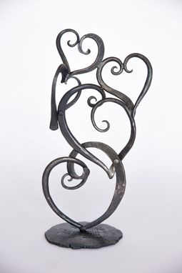 Custom Made Iron Sculpture