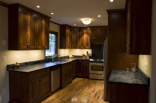 Custom Made Handmade Kitchens
