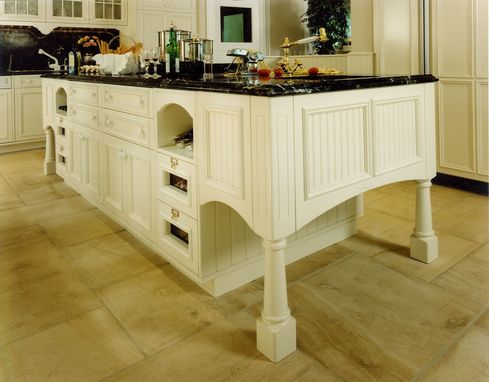 Custom Made Great American Kitchen Islands
