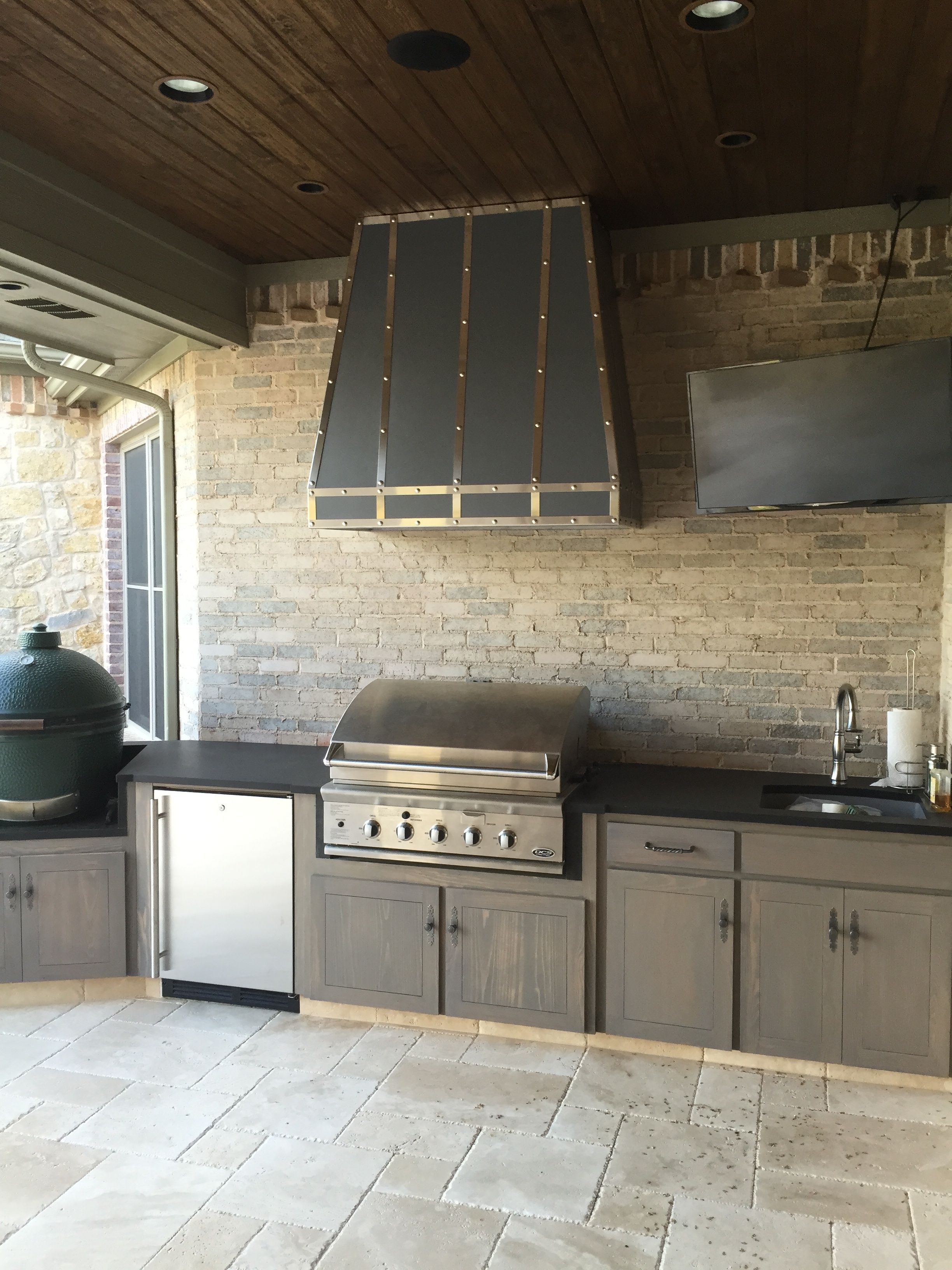 Metal Range Hoods ~ Custom stainless and metal hood by ck metalcraft llc