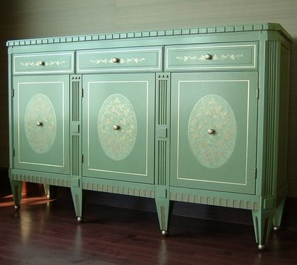 Custom Made Side Board - Dining Cabinet