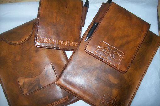 Custom Made Notebook Covers For A Partner Of Custommade