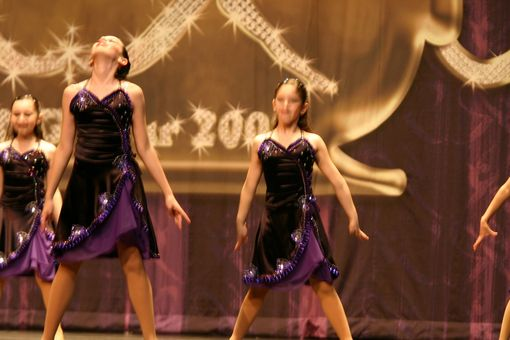 Custom Made Dancers Dresses