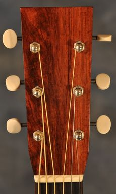 Custom Made Mahogany Dreadnought