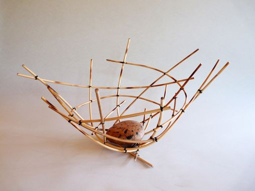 Custom Made Wabi-Sabi Basket