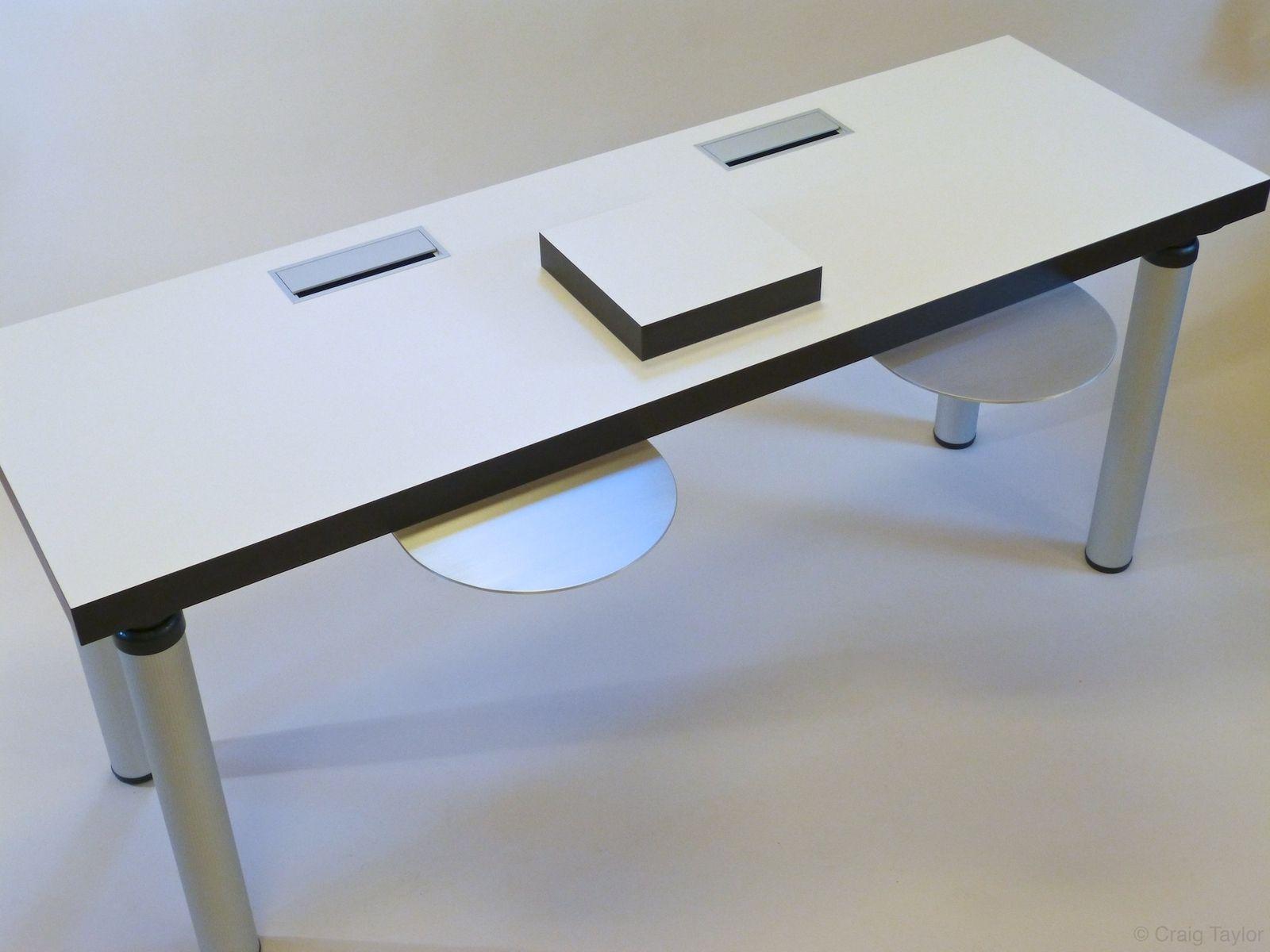 office desk cable management. Handmade Computer Desk By Craig Taylor Design Custommade Com. Designed For Cable Management Office N