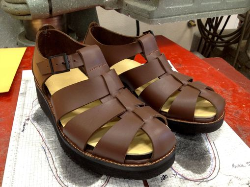 Custom Made Esatto Custom Sandals
