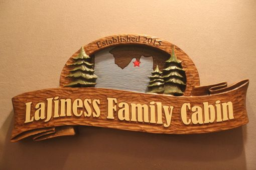 Custom Made Lake Home Signs, Lake House Signs, Vacation Home Signs, Cabin Signs, Custom Carved Wood Signs