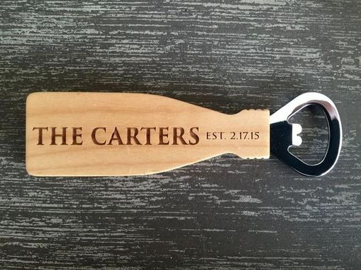 Custom Made Personalized Magnetic Bottle Openers