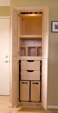 Custom Made Pantry Remodel