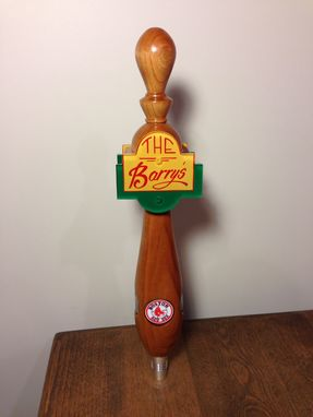 Custom Made Boston Sports Tap Handle