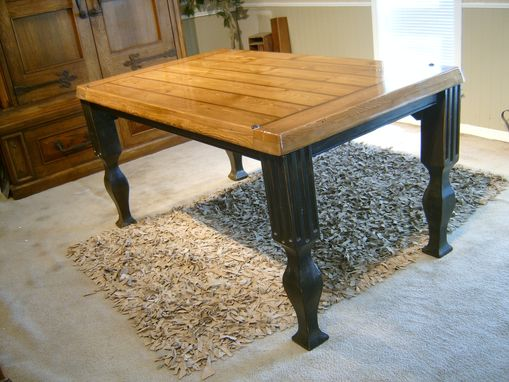 Custom Made Kitchen / Dining Table