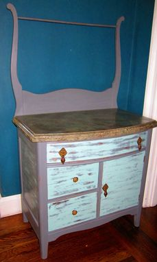 Custom Made I Have An Small Antique Dresser I Would Like Refinished And Updated