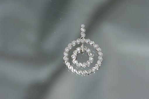 Custom Made 14kt White Gold With .50ct Tw Diamonds