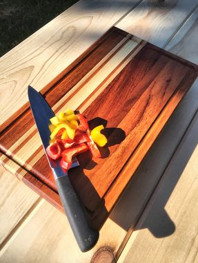 Custom Made Handcrafted Raised Cuttingboards