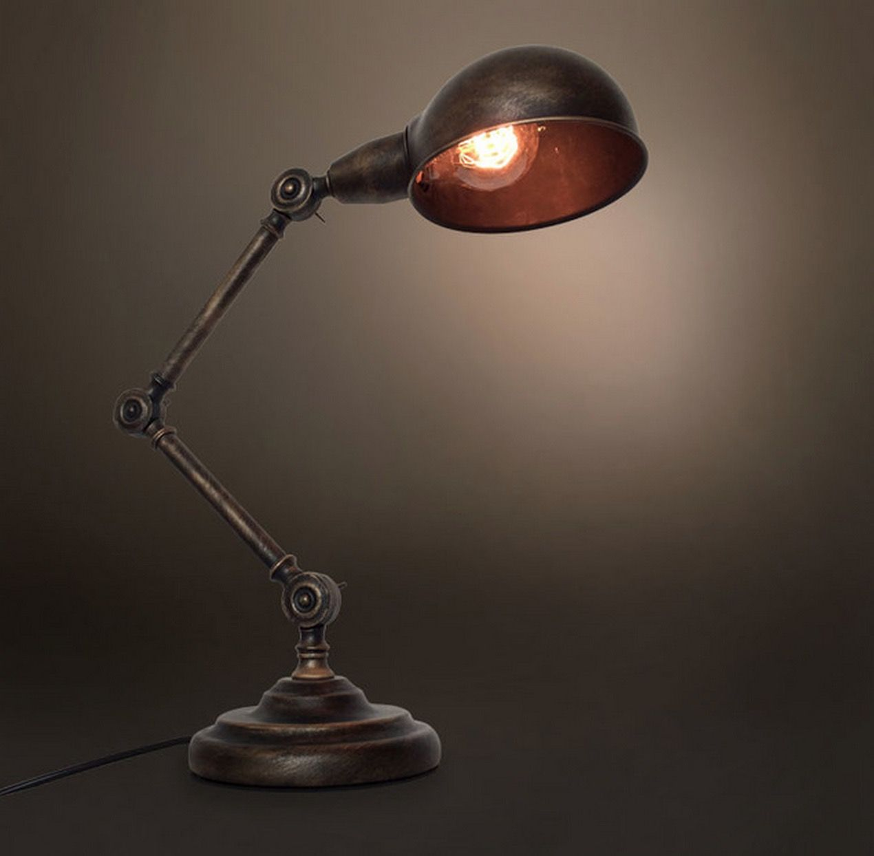 Buy A Custom Vintage Industrial Light The Medieval Retro