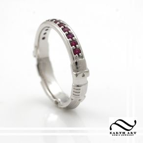14k light saber ring - Lord Of The Rings Wedding Band