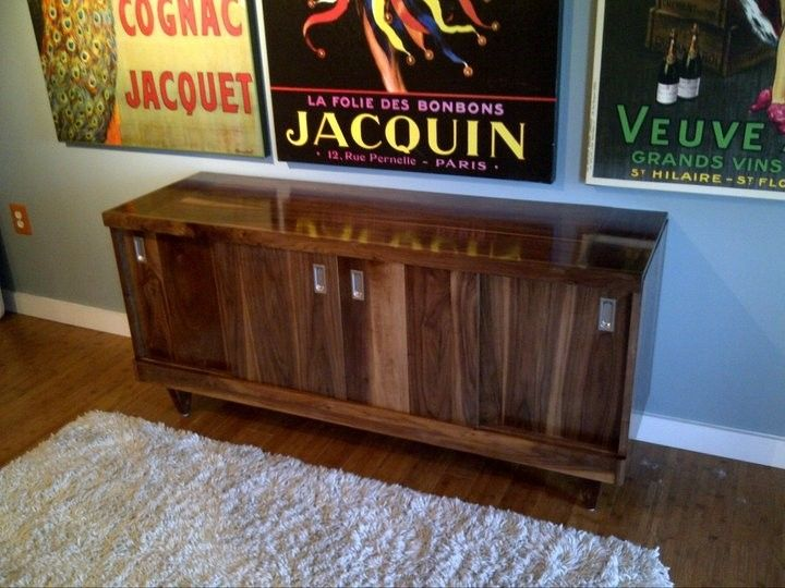 Hand Crafted Custom Wood Furniture By Miller Custom Woodwork